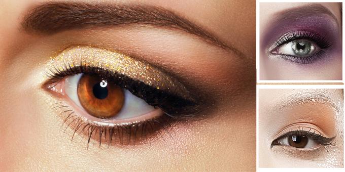 Eyeliner, ecco come abbinarlo alla forma degli occhi