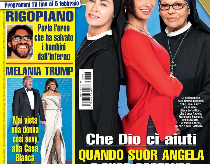 DIPIU' n. 5/2017 – Serena Grandi scrive a suo figlio Edoardo Ercole