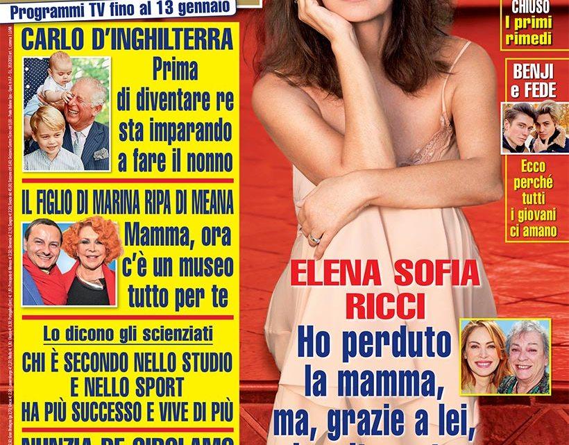 DIPIU' n. 01/2019 – Reality: Carmen Di Pietro fa pace con la madre