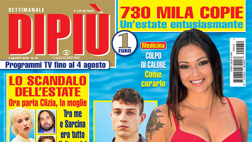 DIPIU' n. 30/2019 – Il figlio di Carmen Di Pietro risponde alla madre