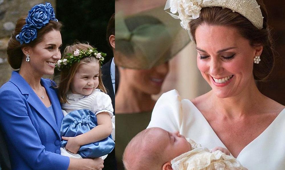 Werlog mania, il cerchietto bombato che piace a Kate Middleton