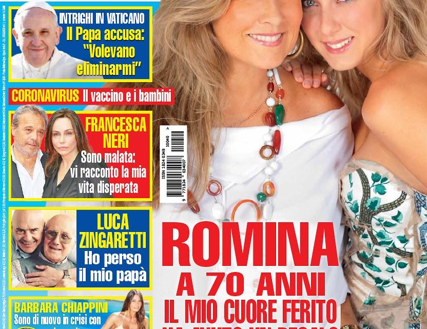 """DIPIU' n. 40/2021 – Drusilla Gucci risponde a Chiofalo: """"Non sarò come le altre"""""""