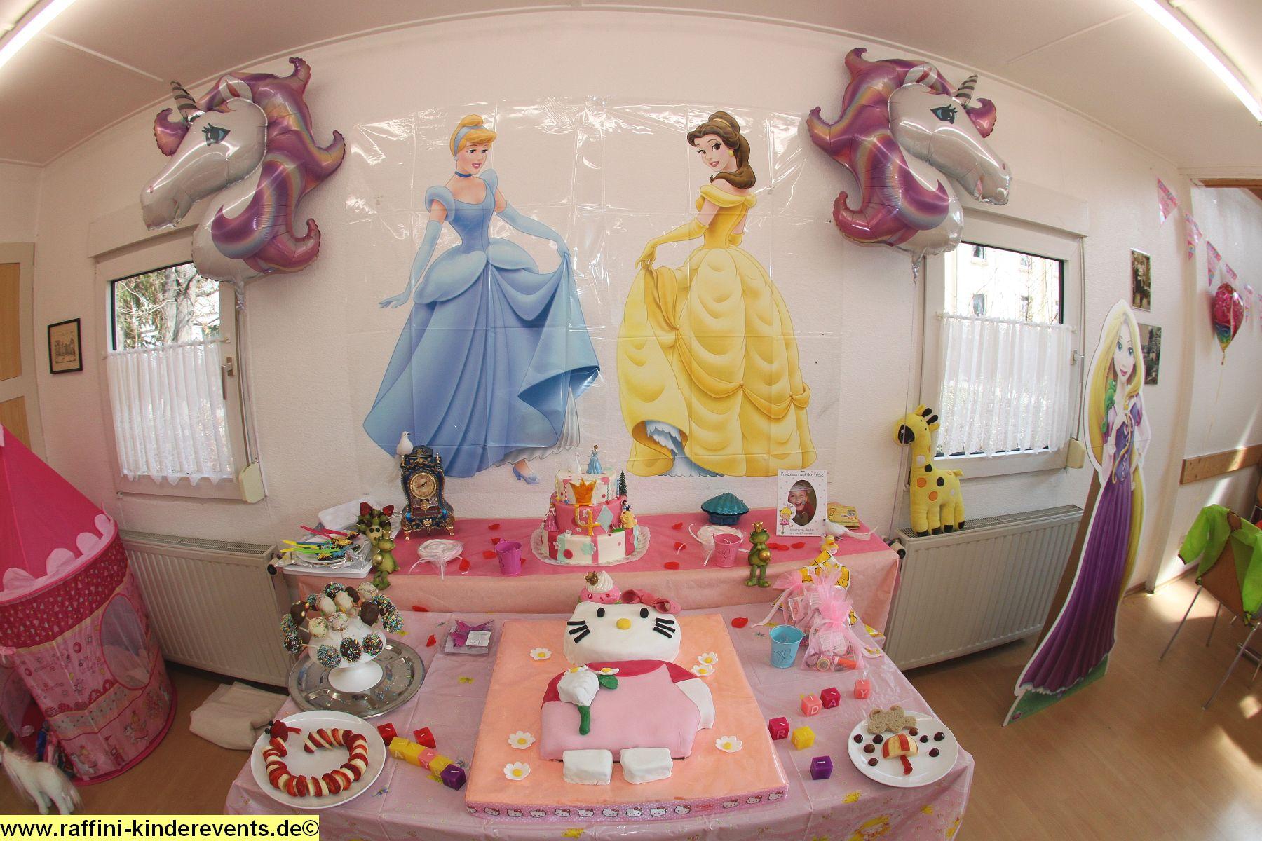 Dekoration  Kinderparty Hochzeit Kindergeburtstag
