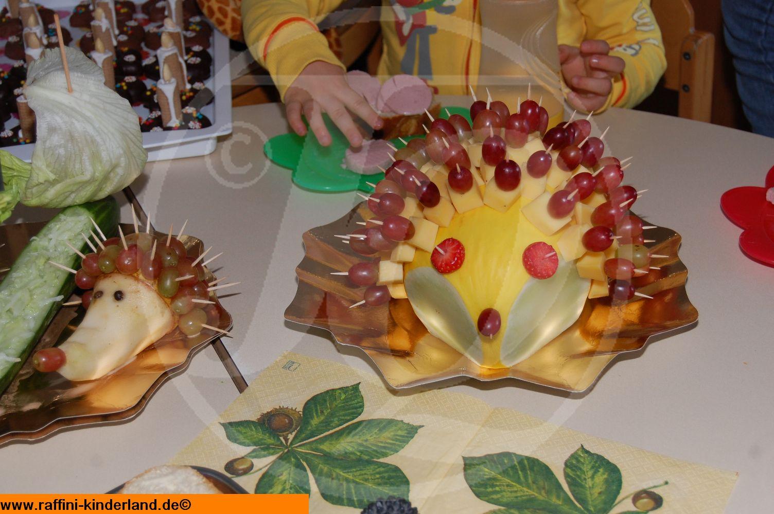 Backen Catering Kochen Tipps  Kindergeburtstag  Raffini