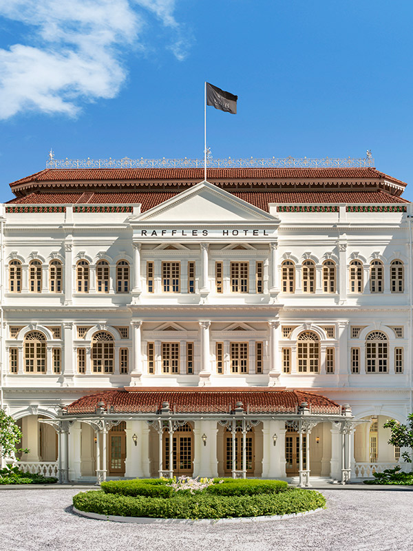 Raffles Singapore Luxury Hotel In Singapore Raffles