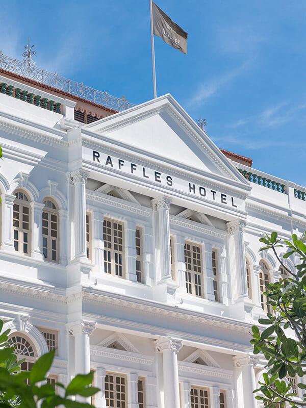 Raffles Hotels Luxury Hotels Resorts