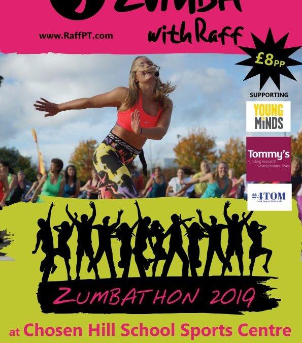Charity Zumbathon 2019 Zumba With Raff