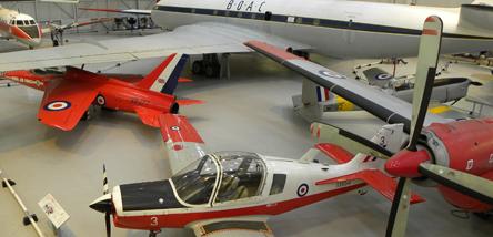 hangar 1 viewing platform