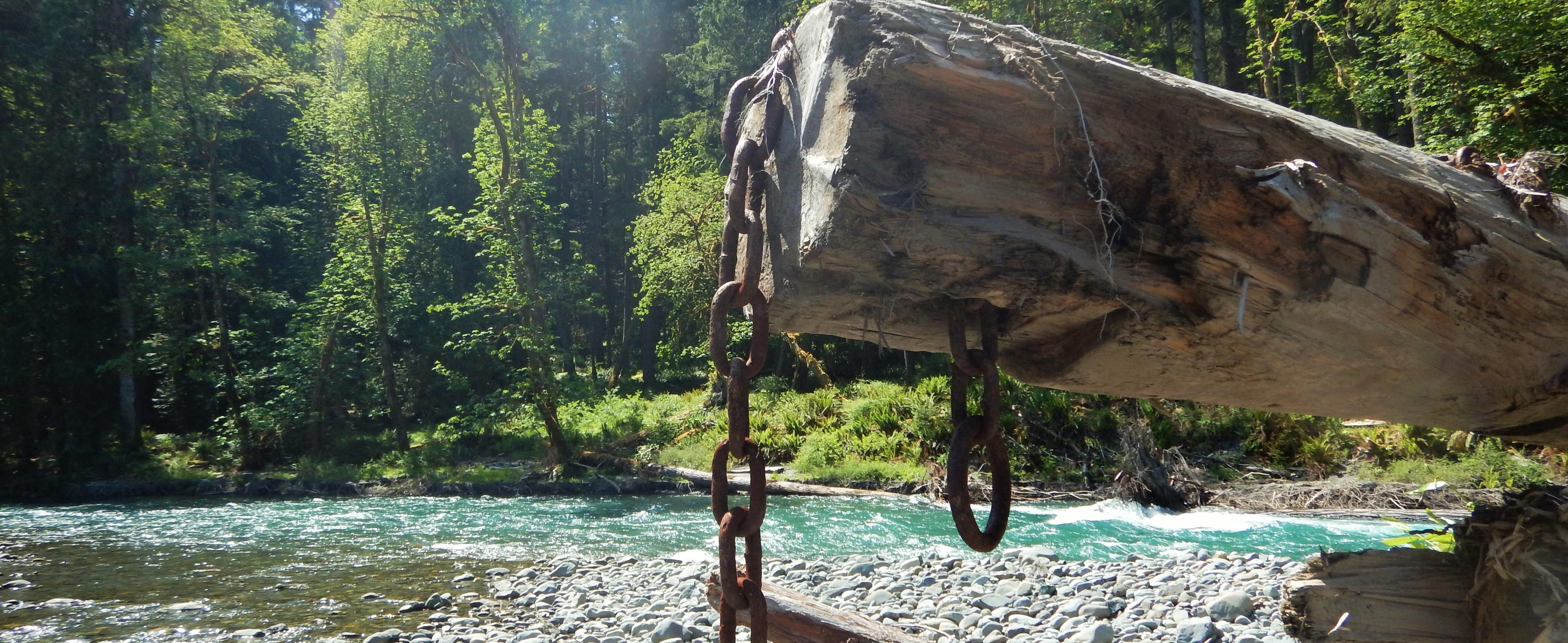 Elwha River chain