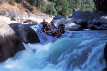 Cherry Creek Rafting Trips