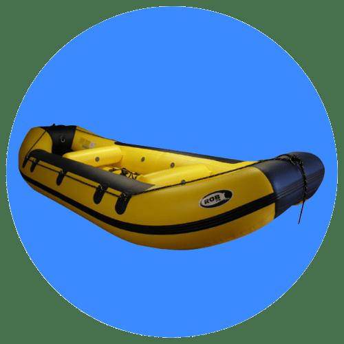 Raft - canoe rental