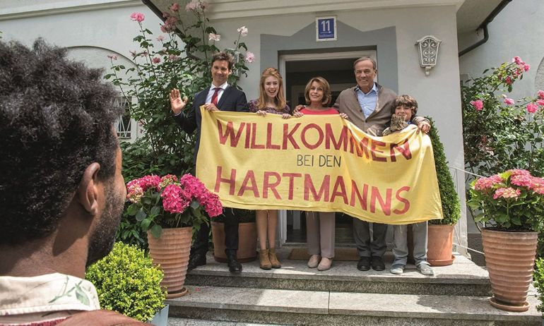 Simon Verhoeven, Welcome to the Hartmanns, recenzie, recenzii de film, cronică de film, filme germane, filme de comedie, filme de dramă