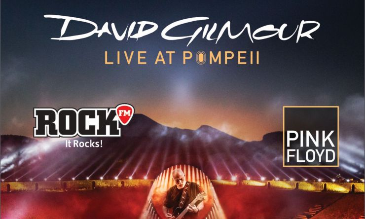 concert David Gilmour, David Gilmour, evenimente de film, Happy Cinema