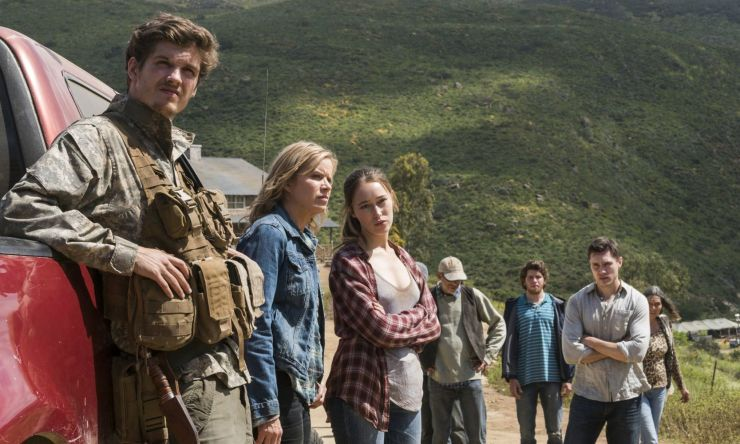 Fear the Walking Dead, AMC, AMC România