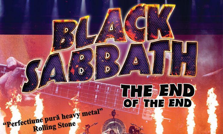Black Sabbath, evenimente, evenimente de film, București, Happy Cinema