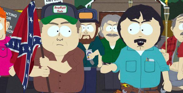 South Park, Comedy Central, seriale