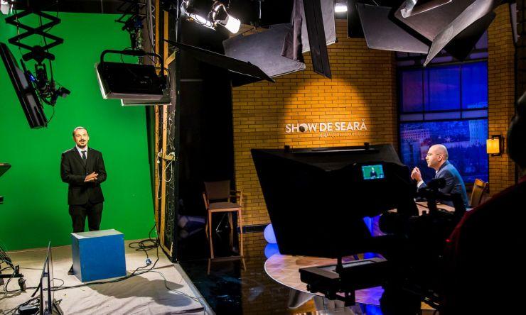 Show de Seară, Show de Seară cu Viorel Dragu, Comedy Central, Viorel Dragu, studio