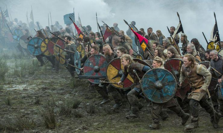 History Channel, Vikings