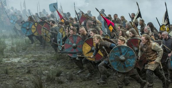 History Channel, Vikings