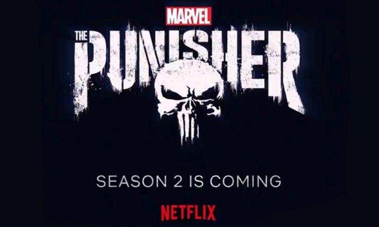 The Punisher, sezonul al doilea pentru serialul The Punisher, seriale, Marvel, Netflix