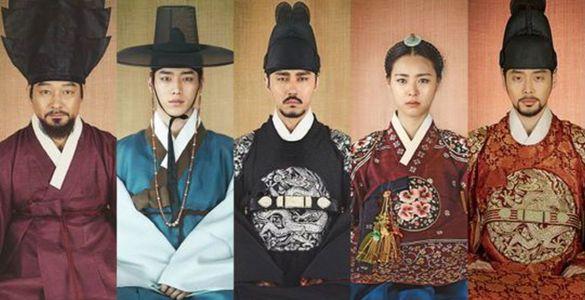 Splendid Politics, Hwajeong, Prețul trădării, seriale coreene, seriale din coreea, seriale, telenovele