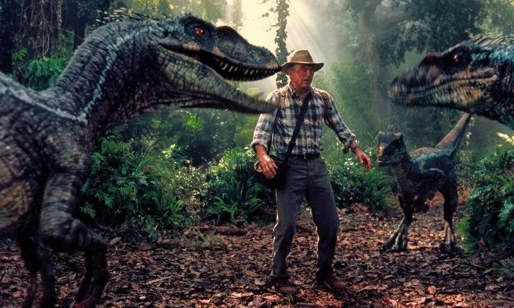 Jurassic Park, IMDb, AMC, filme cu dinozauri