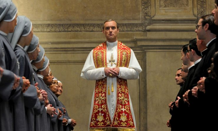 The Young Pope ajunge pe TV, The Young Pope, seriale, FilmBox, seriale pe FilmBox, seriale pe TV, seriale italiene