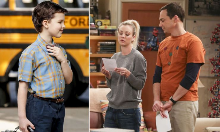 The Big Bang Theory, Young Sheldon, HBO GO, HBO, HBO GO aduce The Big Bang Theory
