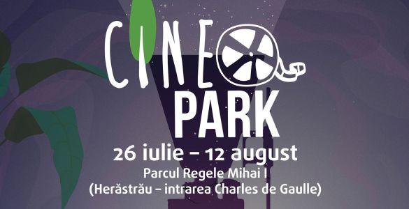 CineParK revine în București, CineParK, evenimente de film în București, evenimente de film, filme în aer liber, filme în București, program complet CineParK