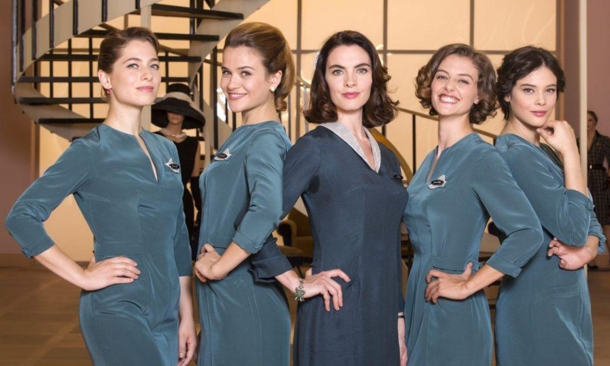 """Un nou serial italian se difuzează pe postul Prima TV: """"Paradisul femeilor"""""""