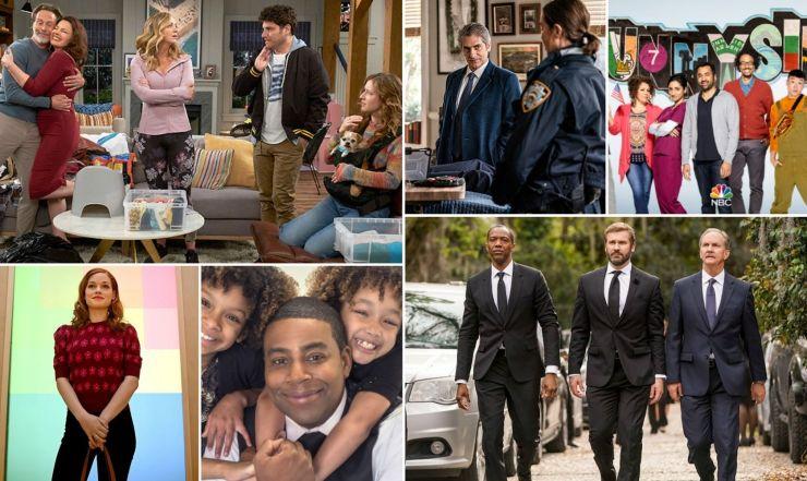 seriale pe postul NBC, NBC, Upfronts 2019