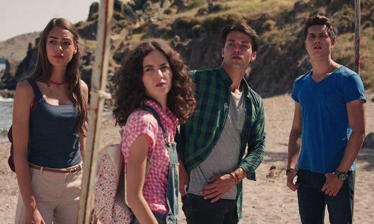 Valurile vieții, Bodrum Masali, seriale, seriale turcești, Antena 1
