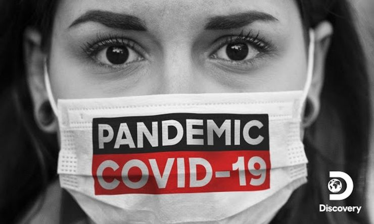 Discovery Channel, seriale pe Discovery Channel, documentare pe Discovery Channel, COVID-19, Pandemia, documentar pandemia, documentar COVID-19