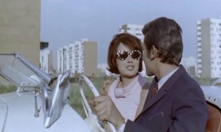 Duhul aurului, filme românești, De trei ori București