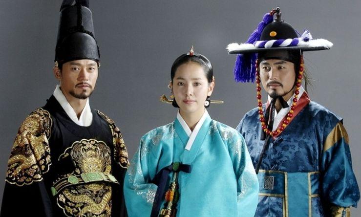 Yi San, TVR 1, TVR, seriale coreene, Furtună la palat