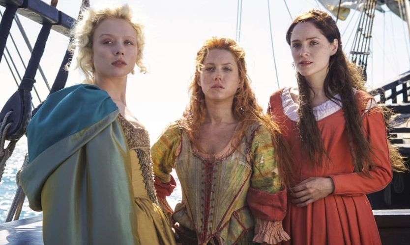 Jamestown, seriale de epocă pe Amazon Prime