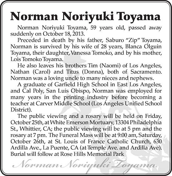 Norman Noriyuki_Toyama_obit_20131024