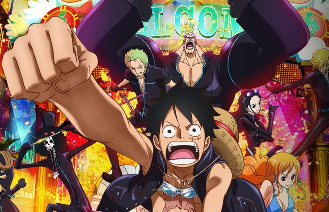 three screenings of 'one piece film: gold'