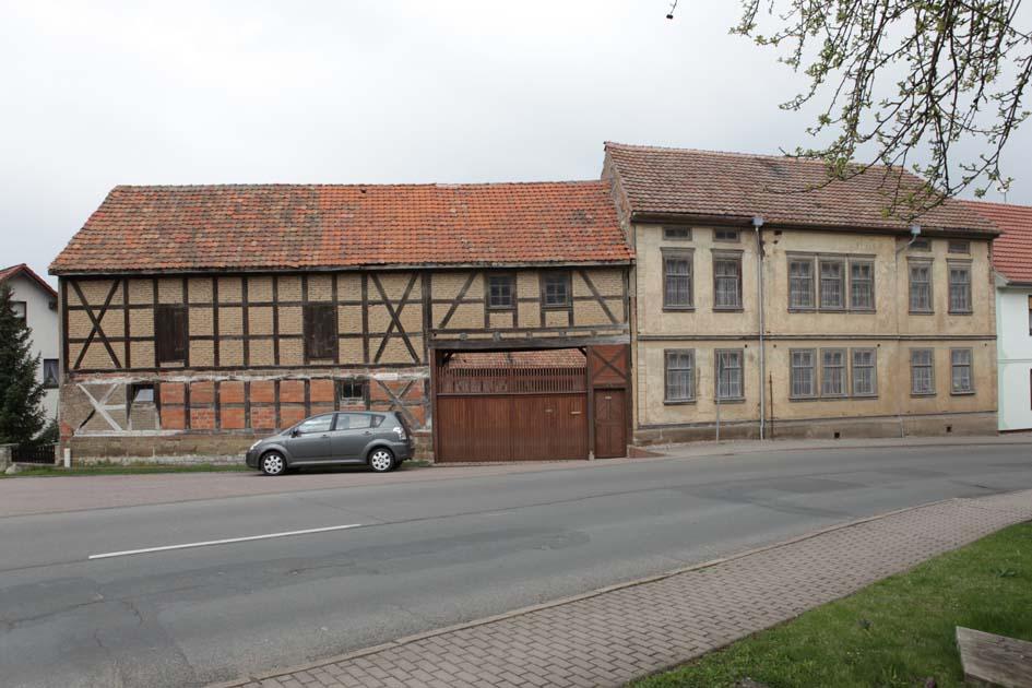 Denkmalensemble Bauernhof in Elxleben  RAG GothaIlm