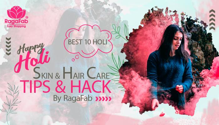 Best 10 Tips & Hack 2021   For Skin & Hair   RagaFab