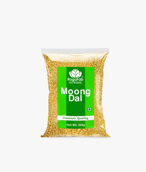 Buy Moong Dal (Split) 500 g Pouch Online At Best Price
