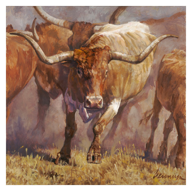 RAGAN GENNUSA WildlifeWestern Art Giclee Prints Tex
