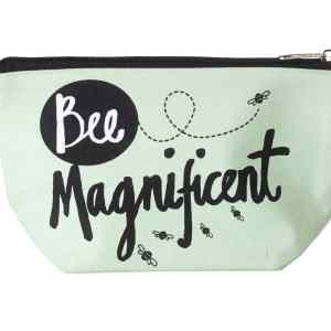 Bee Magnificent Cosmetic Bag