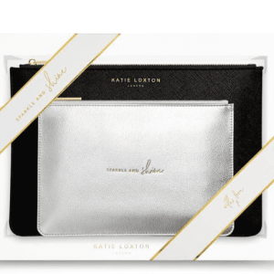 Katie Loxton Perfect Pouch Gift Set – Sparkle & Shine