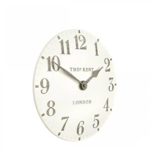 Thomas Kent 12″ Arabic Limestone Clock