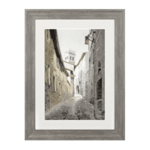 Dappled Light Framed Print By Adelene Fletcher