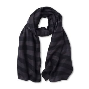 Katie Loxton Classic Scarf – Grey/Charcoal