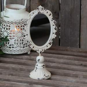 Mirror French With Decor