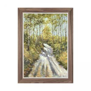 Nature's Path – Framed Print