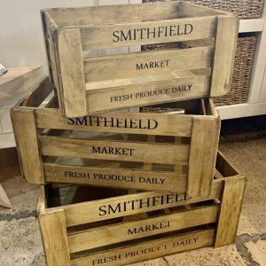 Smithfield Market Crate Large